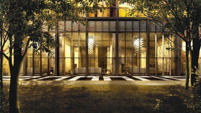 300 Front Condos Terrace Park View Toronto, Canada