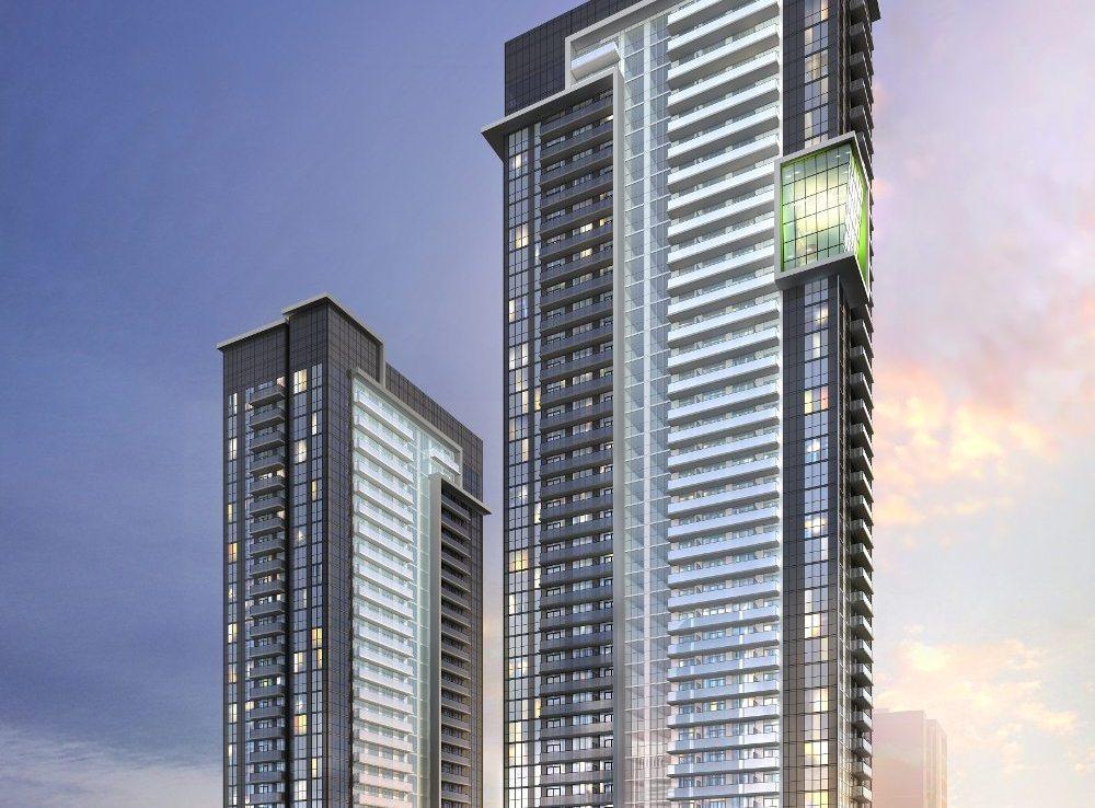 5959 Yonge Condos Building View Toronto, Canada