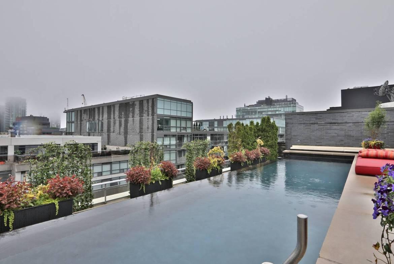 66 Portland Condos Swimming Pool Toronto, Canada