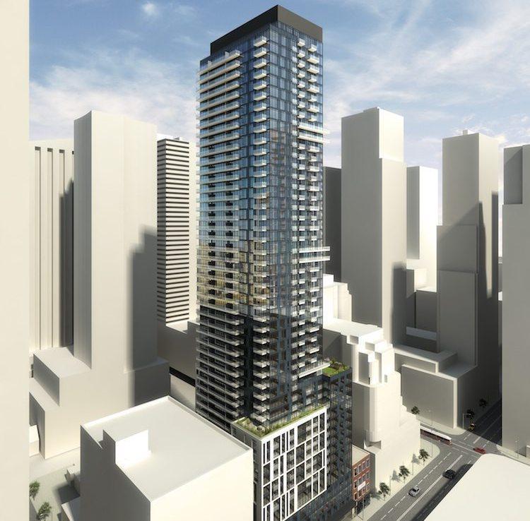 87 Peter Condos Building View Toronto, Canada