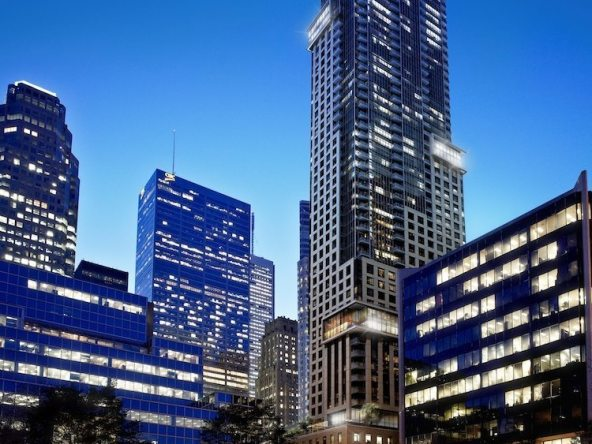 88 Scott Condos Street View Toronto, Canada
