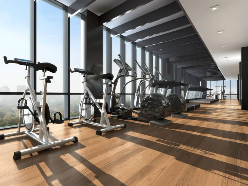 Alter Condos Gym Toronto, Canada