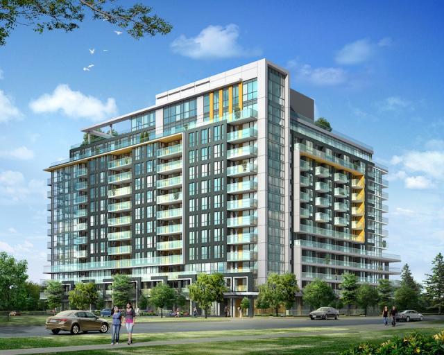 Cloud9 Condominiums Street View Toronto, Canada