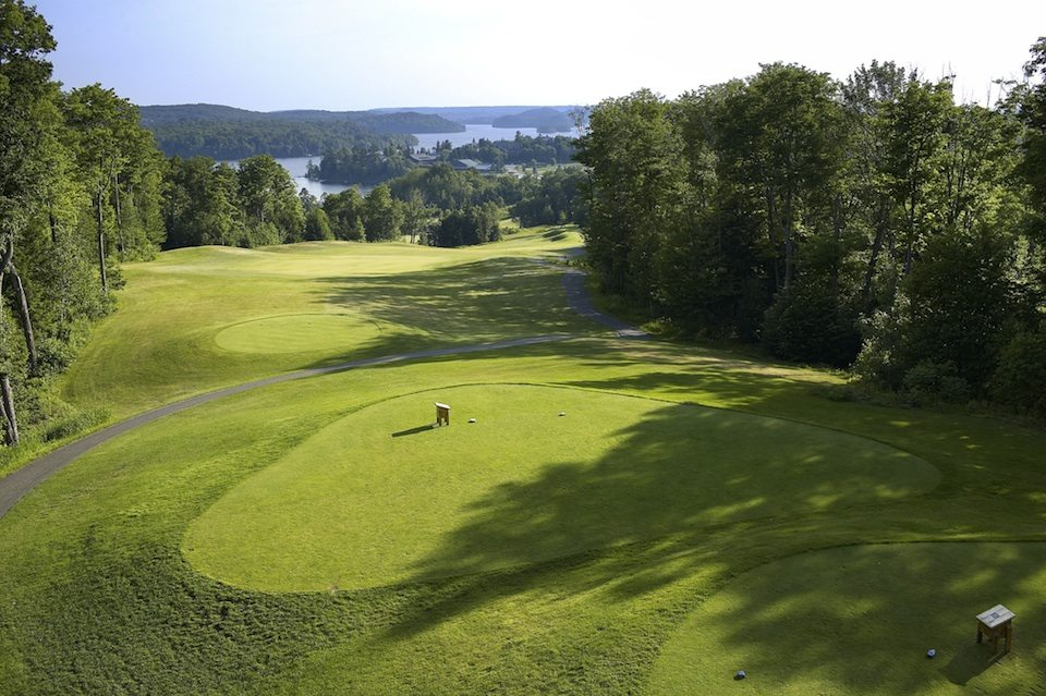 Deerhurst Resort Golf Course Toronto, Canada