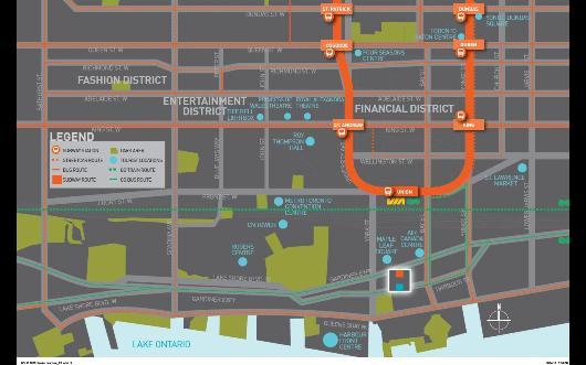 Harbour Plaza Residences Property Plan Toronto, Canada