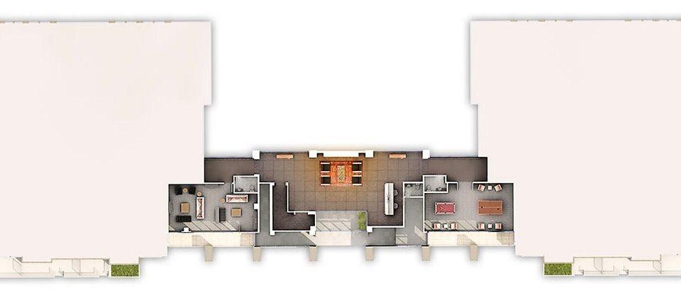 IQ Condos Phase 1 Condos House Plan Toronto, Canada