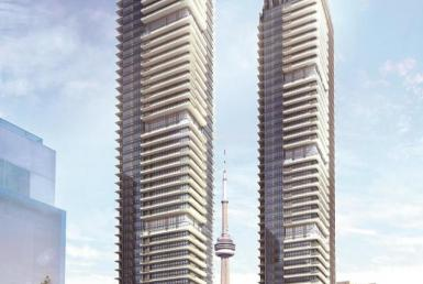 King Blue by Greenland Property View Toronto, Canada