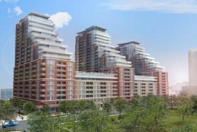 King West Life Condominiums Street View Toronto, Canada
