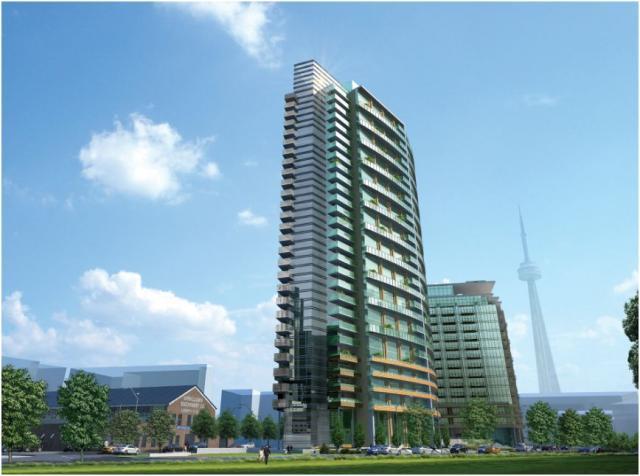 Liberty Place Condos Park View Toronto, Canada