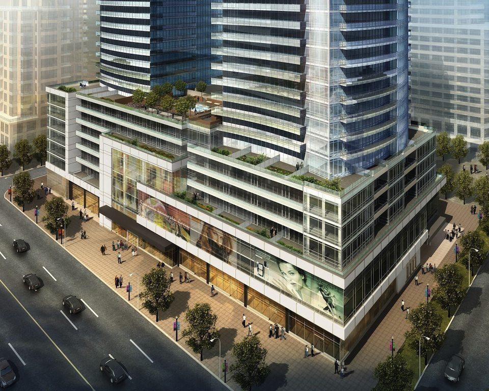 Madison Condos Street View Toronto, Canada