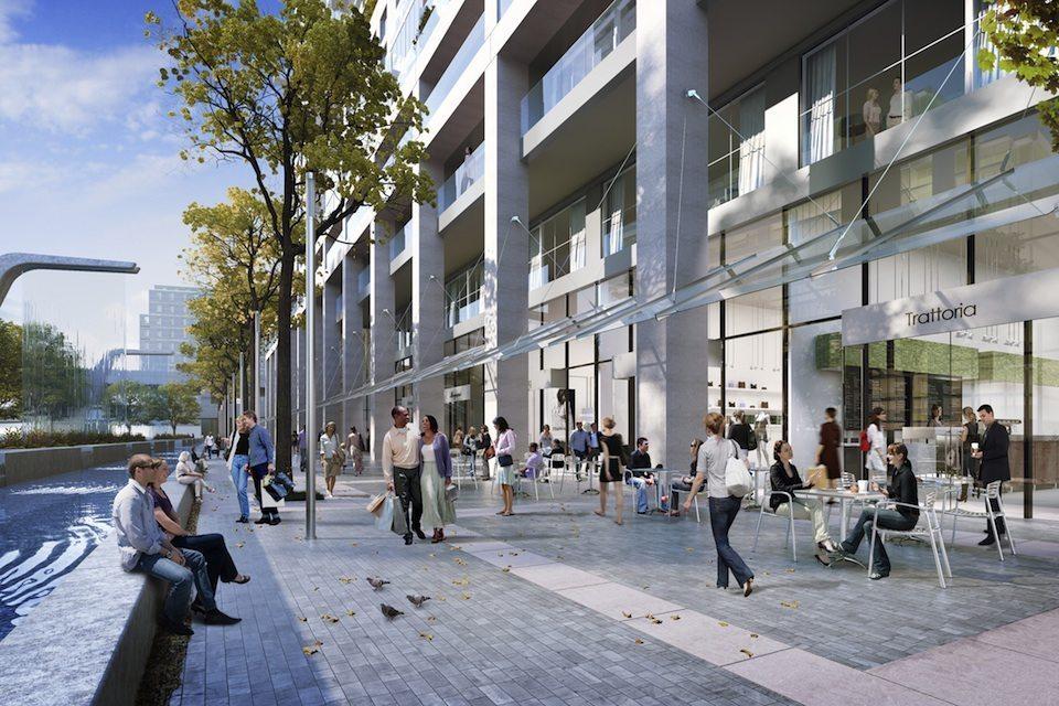 Monde Condos Market View Toronto, Canada