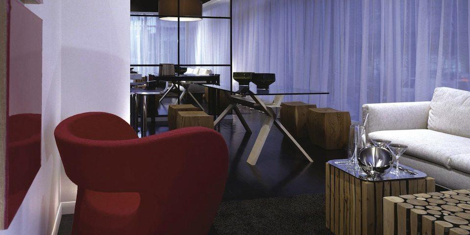 Murano Condos Party Room Toronto, Canada
