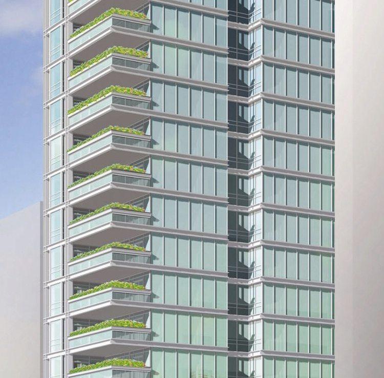 MuseumHouse Condos Building View Toronto, Canada