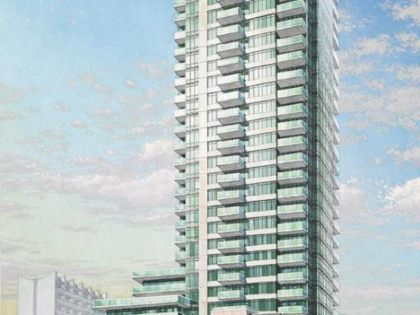 One Bedford Condos Sketch View Full Toronto, Canada