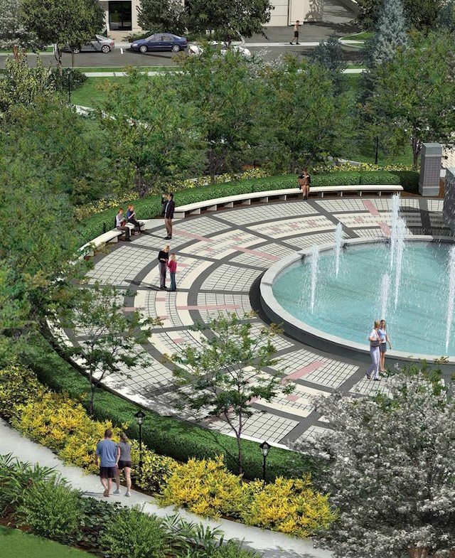 One Sherway Condos Garden View Toronto, Canada