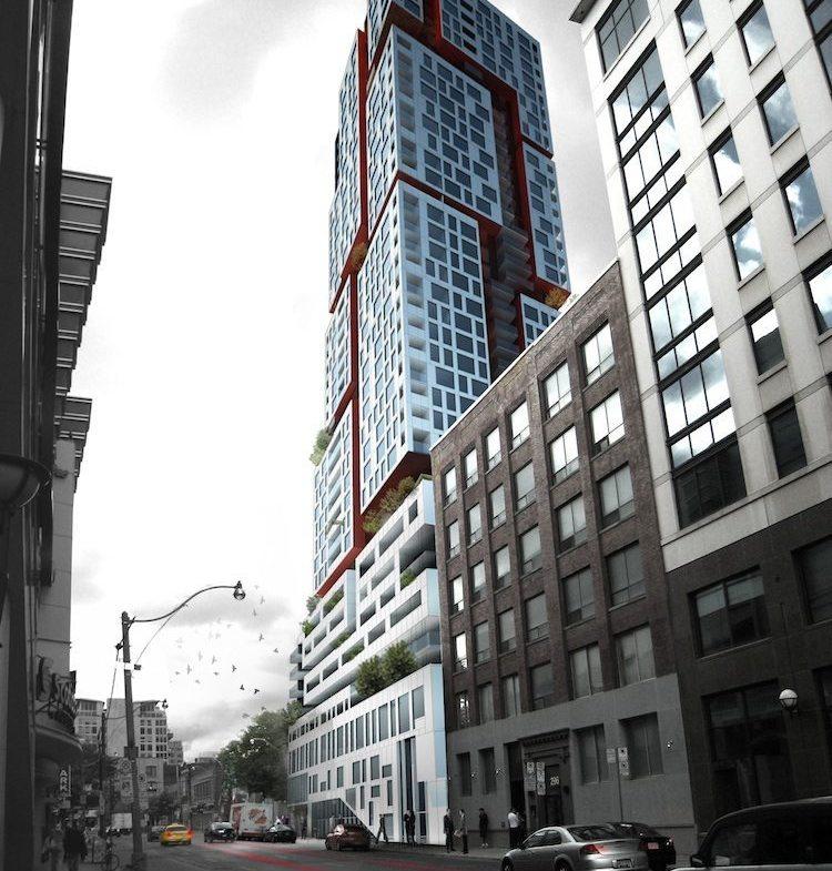 Picasso Condos Street View Toronto, Canada