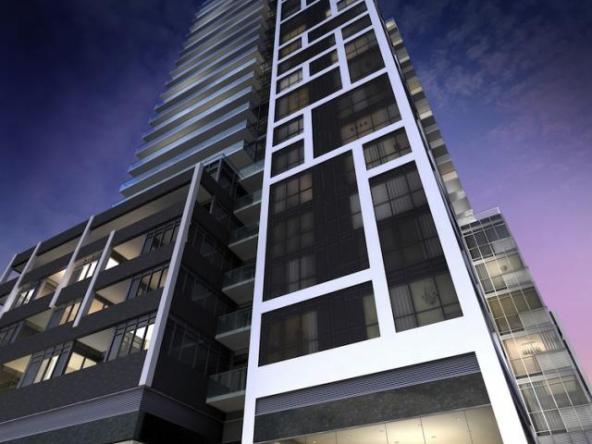 Rise Condos Upward View Toronto, Canada