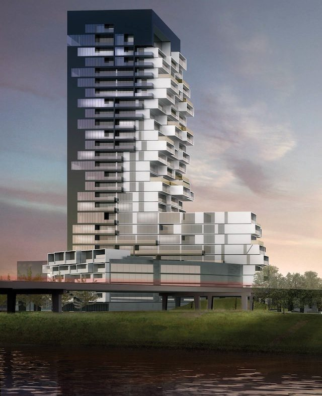 River City Condos Phases 3 River View Toronto, Canada