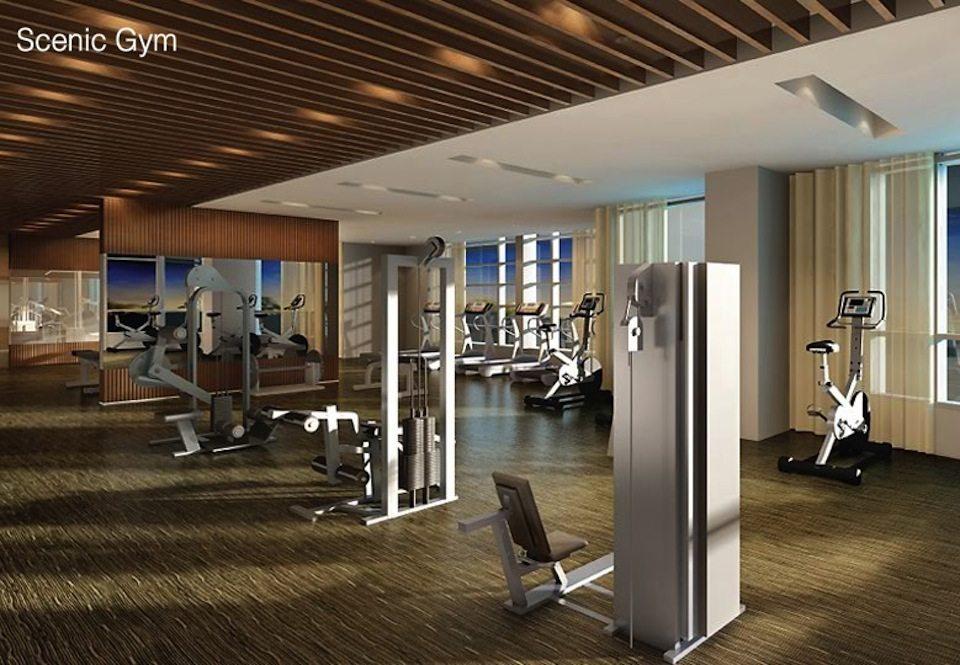 Scenic On Eglinton Condos Gym Toronto, Canada