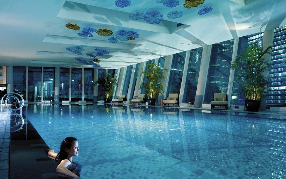 Shangri-La Toronto Condos Indoor Pool Toronto, Canada