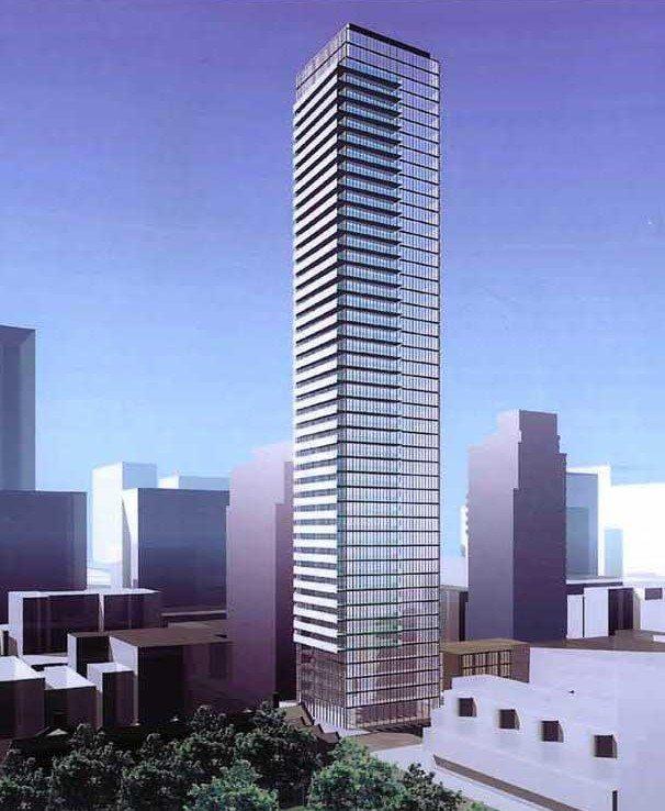Spice Urban Towns Condos Building View Toronto, Canada