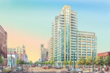 The Hudson Condos Property View Toronto, Canada