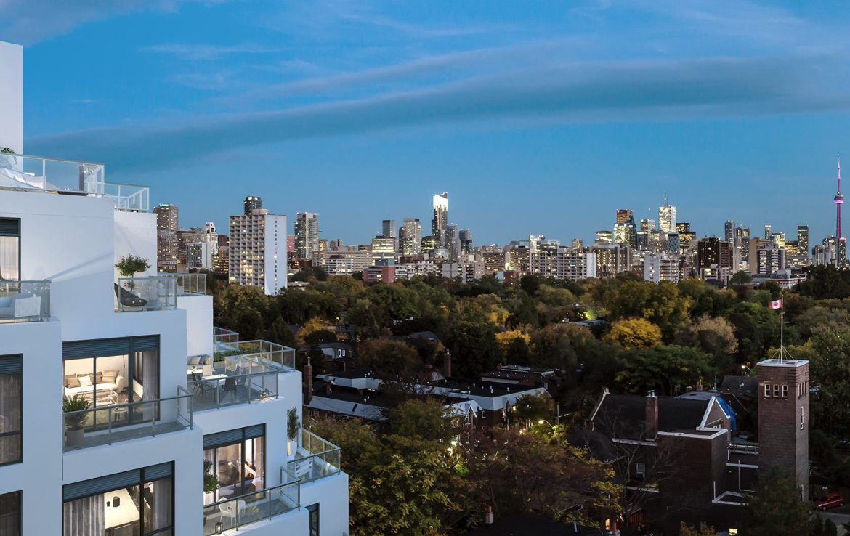 Bianca Condos Terrace Toronto, Canada