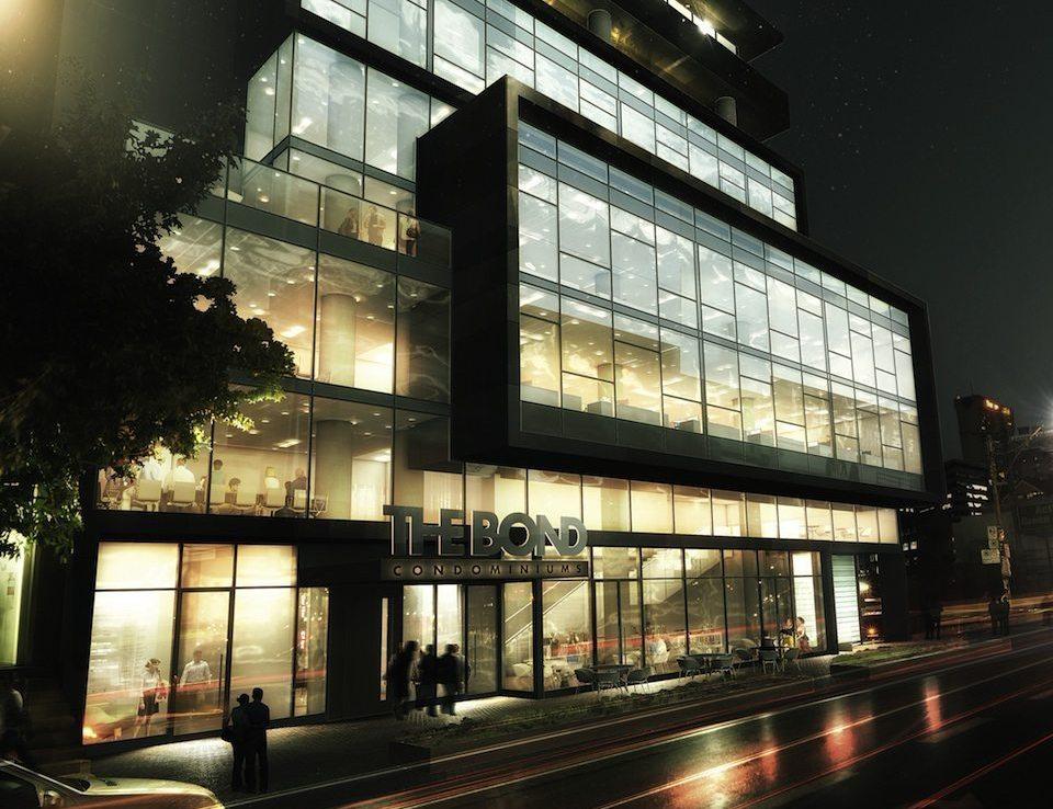 Bond Condos Street View Toronto, Canada