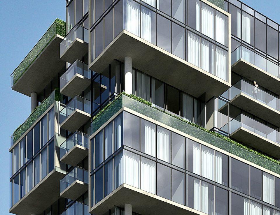 oneeleven Condominiums Close View Toronto, Canada