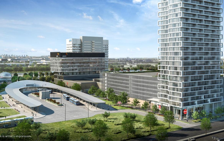 Transit City Condos Property View Toronto, Canada