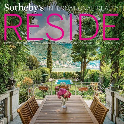 Reside Magazine - Sothebys International Realty Canada Extraordinary Real Estate Marketing