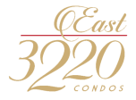 Logo of East 3220 Condos