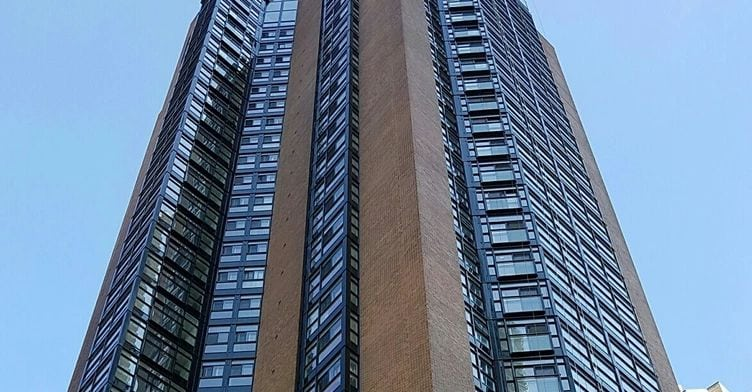 Exterior image of the Bay Charles in Toronto