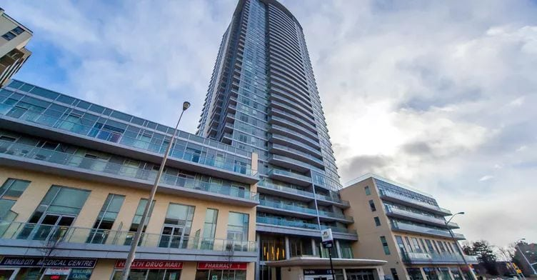Exterior image of the Emerald City 2 in Toronto