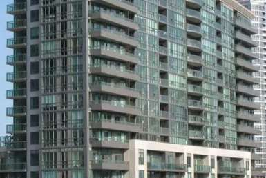 Exterior image of the Infinity Condos 2 in Toronto