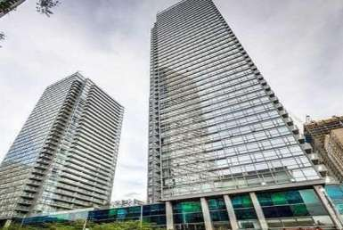 Exterior image of the Murano South Tower in Toronto