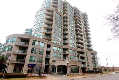 Exterior image of the Nevis in Toronto