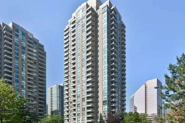 Exterior image of the Park Lane 1 in Toronto