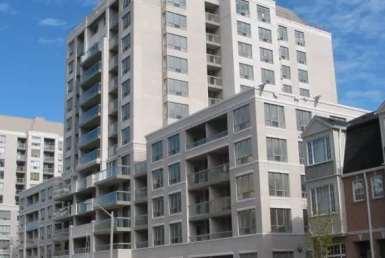 Exterior image of the Rio IV Condos in Toronto