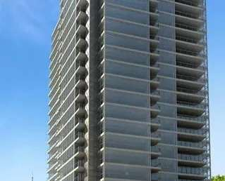 Exterior image of the Skyy in Toronto
