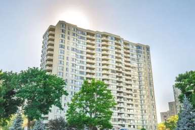 Exterior image of the Trillium Place in Toronto