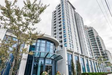 Exterior image of the Waterford Tower A in Toronto