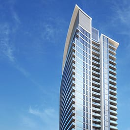 Rendering of Emerald City 2 Condos Exterior
