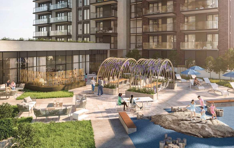 Rendering of Artworks Tower Condos Garden