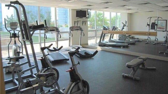 Park Lake Residences Gym