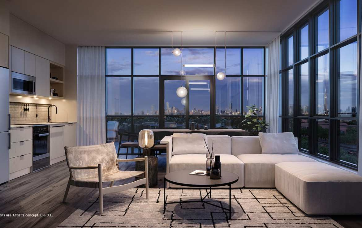 Stockyards District Residences Suite