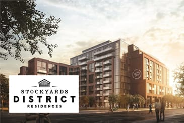 The Stockyards District Condos