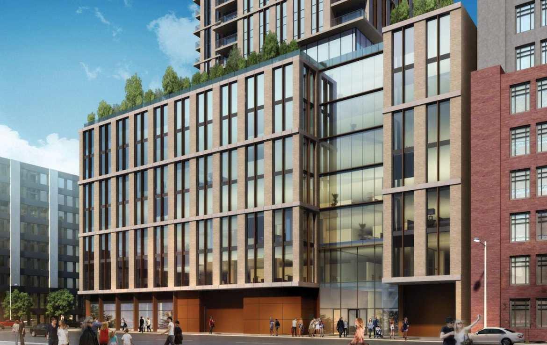 101 Spadina Condos Building Exterior