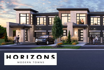 Horizons Modern Towns by Chestnut Hills