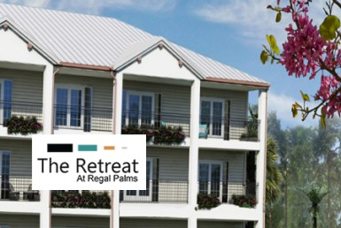 The Retreat at Regal Palms Building Exterior